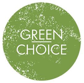 Logo Green Choice | De Groene Artisanen | Green Food Catering | Bedrijfscatering