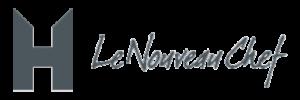 Logo Le Nouveau Chef | De Groene Artisanen | Green Food Catering | Bedrijfscatering
